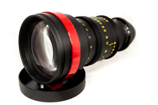 Red 300mm Prime Lens