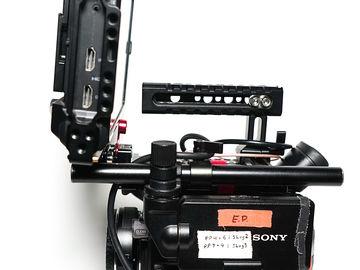 Rent: Sony PXW-FS5 + Atomos Shogun Inferno 4K RAW Package