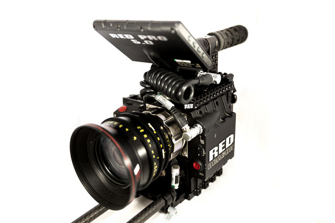 RED Epic Dragon 6K package #2