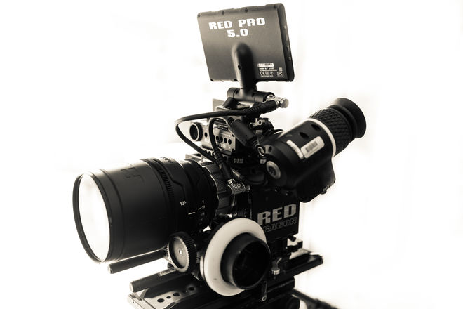 RED Epic Dragon 6K package #1