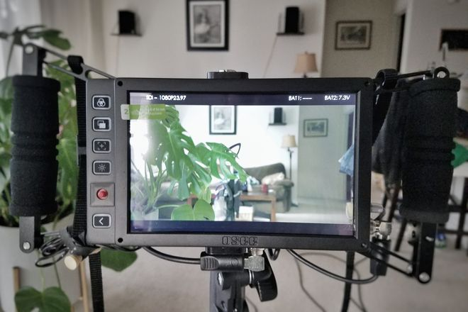 Osee 7in Wireless Directors Monitor
