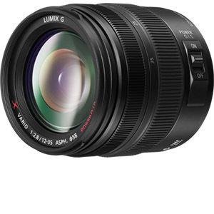 Lumix 12-35 F2.8 Lens (micro 4/3 mount)