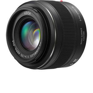 Lumix 25 F1.4 Lens (micro 4/3 mount)
