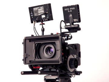 Rent: RED Scarlet MX Basic Package with Insurance