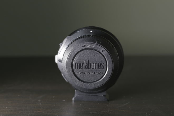 Metabones Speed Booster XL 0.64x for Canon EF-Mount Lens
