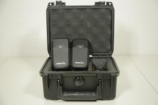 Rode RodeLink Wireless Filmmaker Kit w/Case