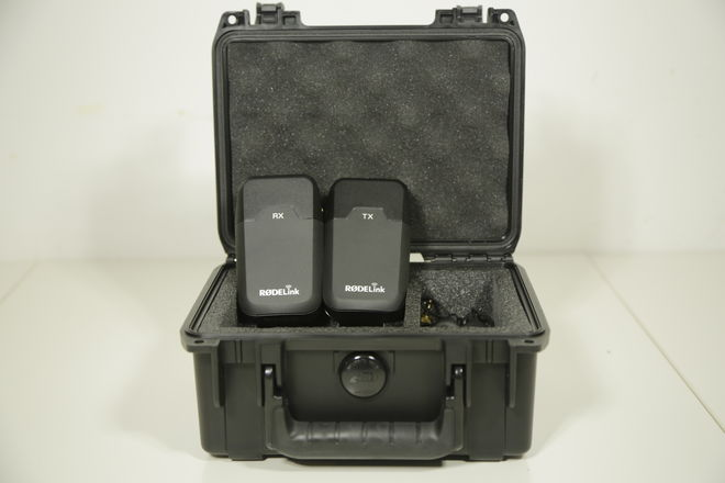 Rode RodeLink Wireless Filmmaker Kit w/Case