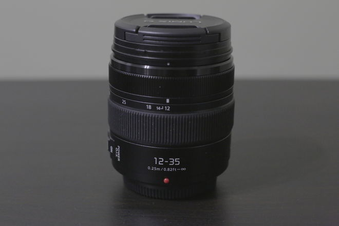 Lumix G X Vario 12-35mm f/2.8 II Lens