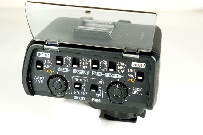 GH5 XLR Microphone Adapter
