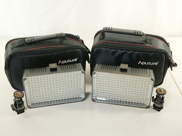 Rent: 2x Aputure Amaran AL-H198 On-Camera LED Light
