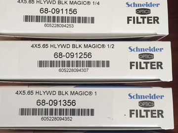Rent: 4x5.65 Hollywood Black Magic 5 pack-Set