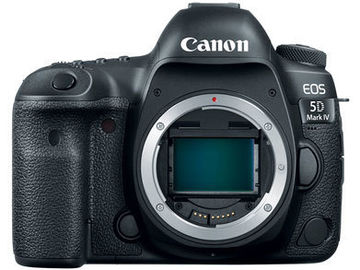 Rent: Canon EOS 5D Mark IV | Simple Package