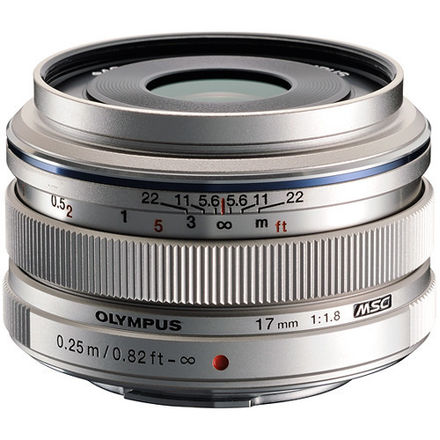 Olympus M.Zuiko 17mm f1.8