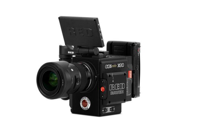 RED Raven Dragon 4.5K Cinema Camera Kit