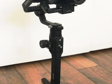 DJI Ronin-S 3-axis gimbal