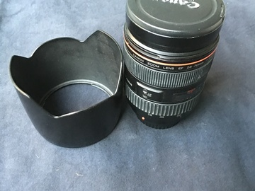 Rent: Canon 28-70mm F 2.8