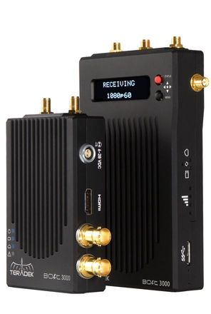 Teradek Bolt 3000 3G-SDI/HDMI Video Transceiver Set