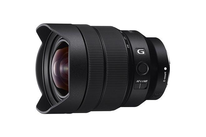 Sony SEL1224G 12-24mm f/4-22 Fixed Zoom Camera Lens