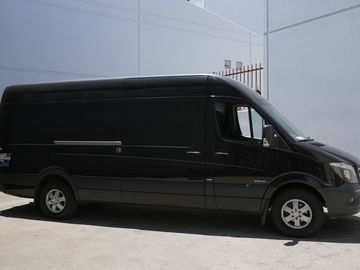 Rent: Mercedes  Sprinter *Mega Package*