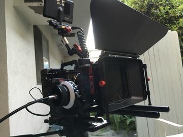 Rent: Red Scarlett MX With Full Cine Kit.