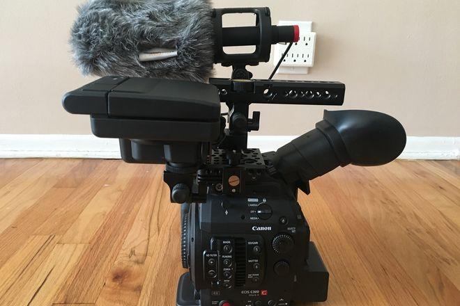 Canon C300 MK II