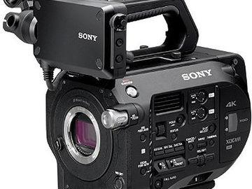 Rent: Sony PXW-FS7 m2