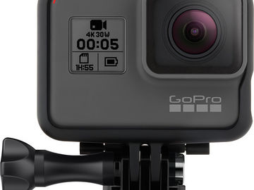 Rent: GoPro HERO5 Black