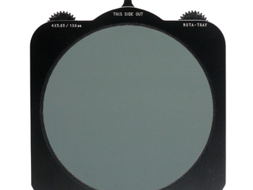 REVAR CINE ROTA-TRAY™ 4X5.65/138MM WITH CIRCULAR POLARIZER