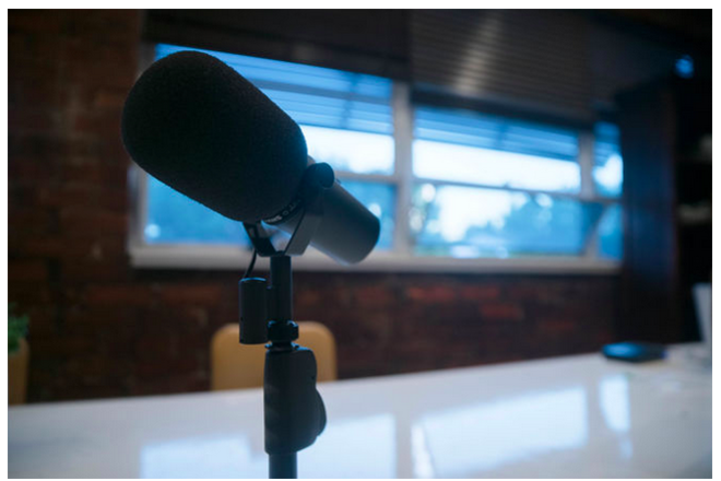 2 SM7b Microphones