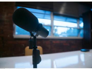 Rent: 2 SM7b Microphones