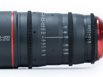 Rent: Gloptix Zoom 70-200 T2.8 PL mount