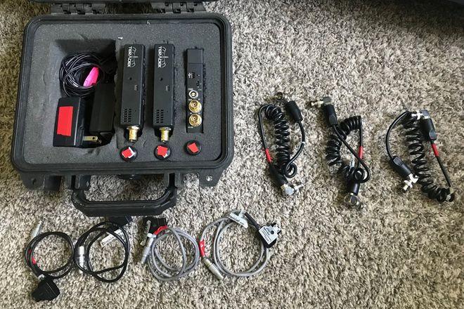 Teradek Bolt pro 300 3G-SDI Video Transceiver Set