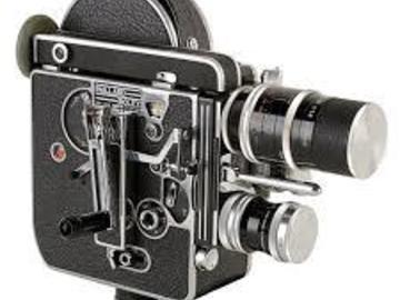 Bolex H16 Reflex with primes