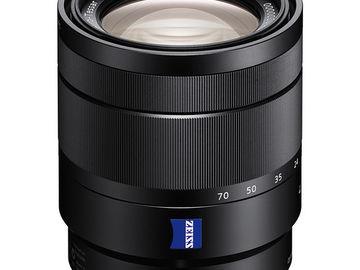 Rent: Sony Vario-Tessar T* E 16-70 mm F4 ZA OSS