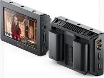 Rent: Blackmagic Video Assist 4K Recorder 1920x1200