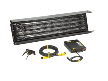 Rent: Kino Flo 4x4 Fluorescent Daylight KIT A