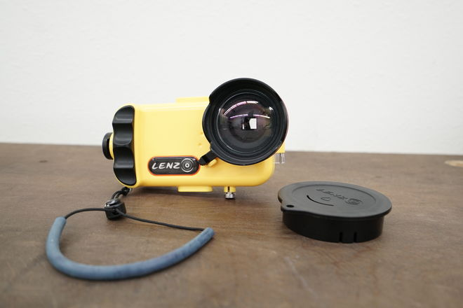 newest be92f a2c6a Rent a Lenzo iPhone 6s Underwater Housing | ShareGrid Los Angeles