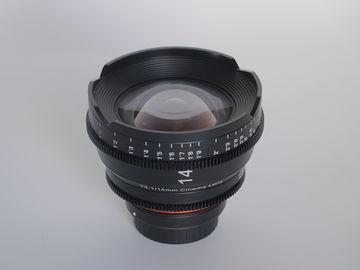 Rent: Rokinon XEEN 14mm T3.1 EF Mount
