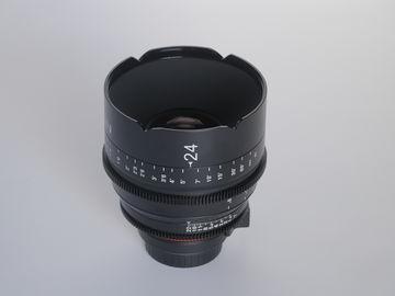 Rent: Rokinon XEEN 24mm T1.5 EF Mount
