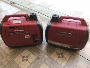 Rent: 2x Honda EU2000i Generators