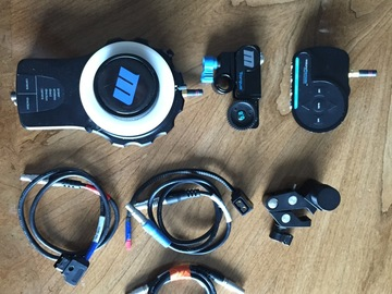 Rent: RedRock Micro Remote Follow Focus - w. extras