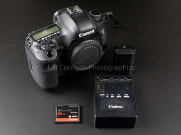 Rent: Canon EOS 5D Mark III with 64GB SanDisk CF Card.