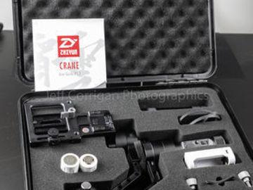 Rent: Zhiyun Crane 3-Axis Brushless Handheld Gimbal Stabilizer