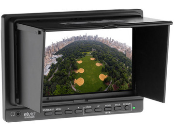 """Rent: Elvid SkyVision 7"""" On-Camera & Aerial Imaging LCD Monitor"""