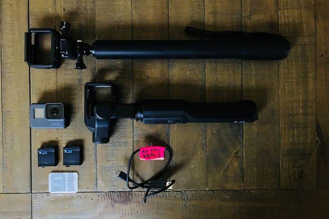 GoPro HERO5 and Karma Grip Kit