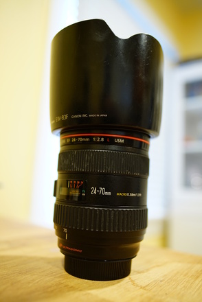 Canon 24-70mm f/2.8L
