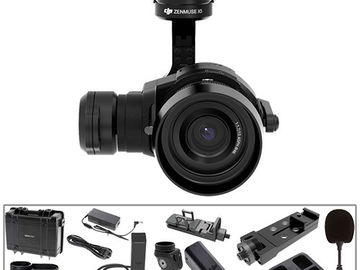 Rent: DJI Osmo Pro X5 Complete Package (+$50 Crystal Sky Monitor)