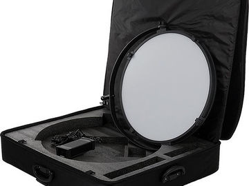 "Rent:  FotodioX Pro FACTOR Jupiter 24"" VR-4500ASVL Bi-Color Kit wi"