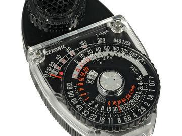 Rent: Sekonic Studio Deluxe Exposure Meter L-398