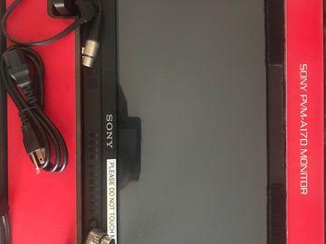 Sony PVMA170